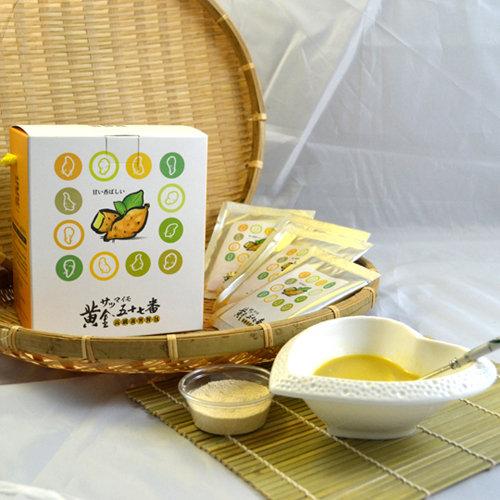 【綠農】漢薯王 高纖番薯餐包1箱(每箱6盒,每盒30g*10包)(含運)